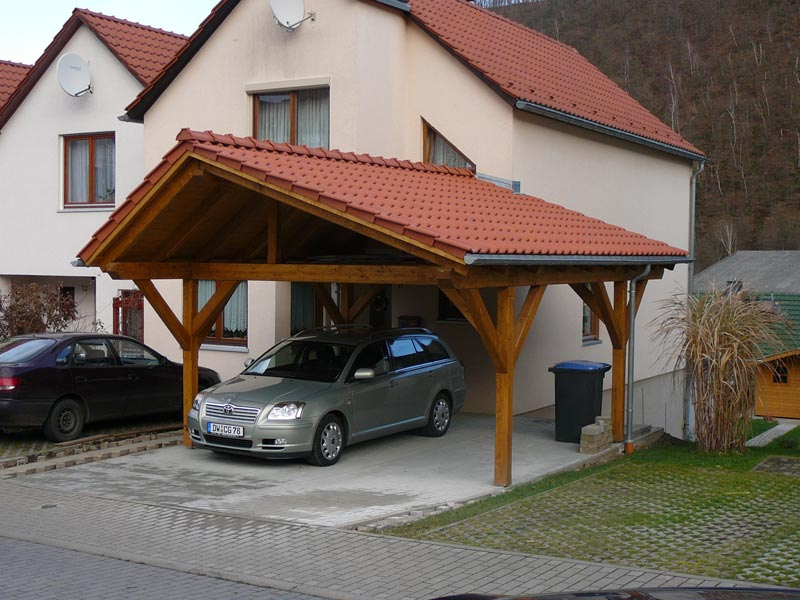 zimmerei holzbau kliemt referenzen carports. Black Bedroom Furniture Sets. Home Design Ideas